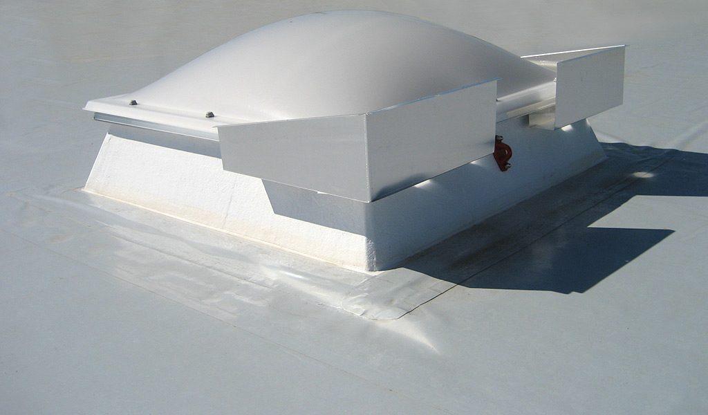 Passivhaus Lichtkuppel