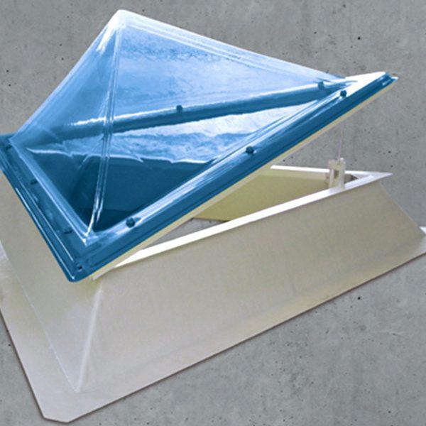 Pyramiden Lichtkuppel